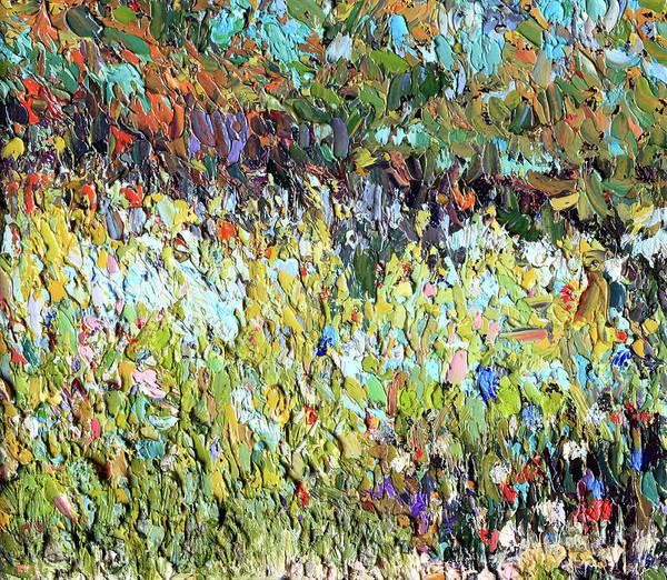 Art And Craft Digital Art - Original Impressionist Art Painting Of by Cstar55