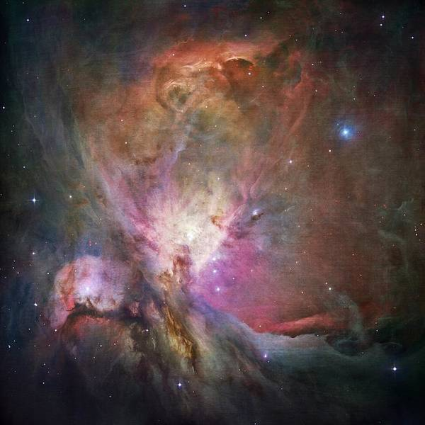 Photograph - Space Hollywood 2 - Orion Nebula by Marianna Mills