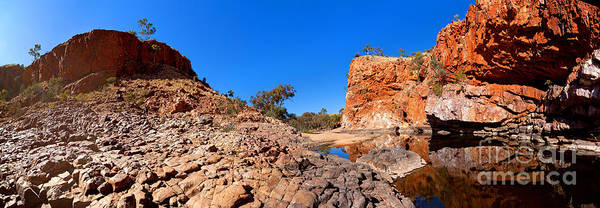 Wall Art - Photograph - Ormiston Gorge by Bill  Robinson