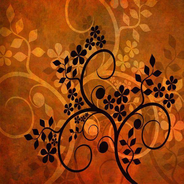 Mixed Media - Ornamental 1 Version 1 by Angelina Tamez