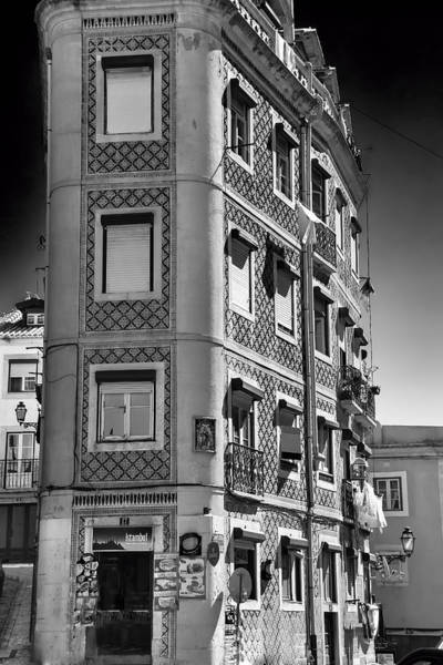 Photograph - Ornate Apartment Block by Phil Darby