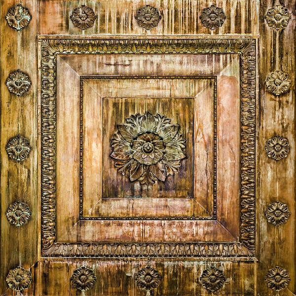 Wall Art - Photograph - Ornate Brass by Kelley King