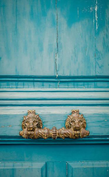 Wall Art - Photograph - Ornate Door Handle In Paris by Mr Doomits
