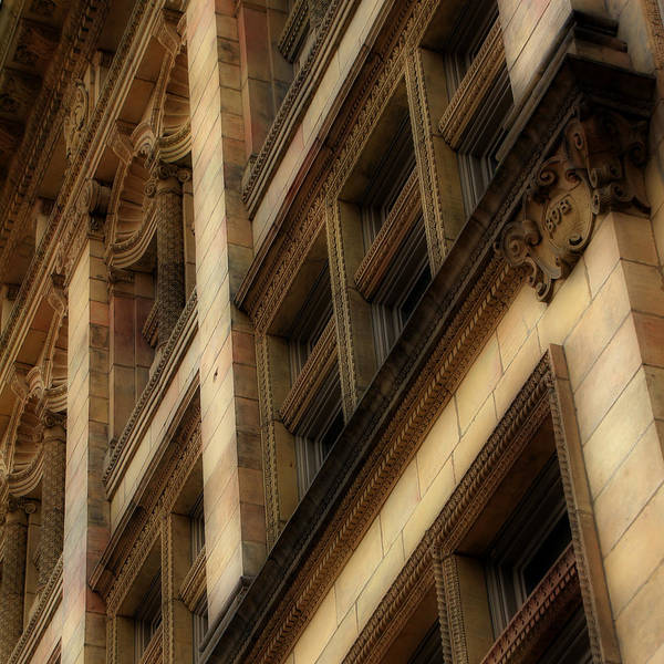 Photograph - Ornate Facade by Andrew Fare