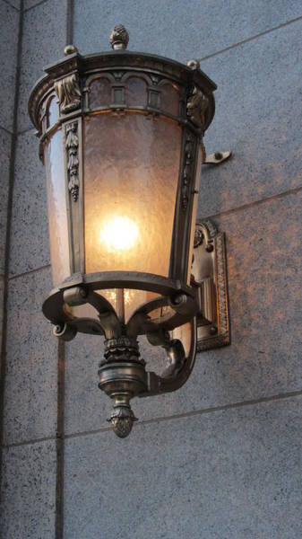 Photograph - Ornate Lantern by Anita Burgermeister