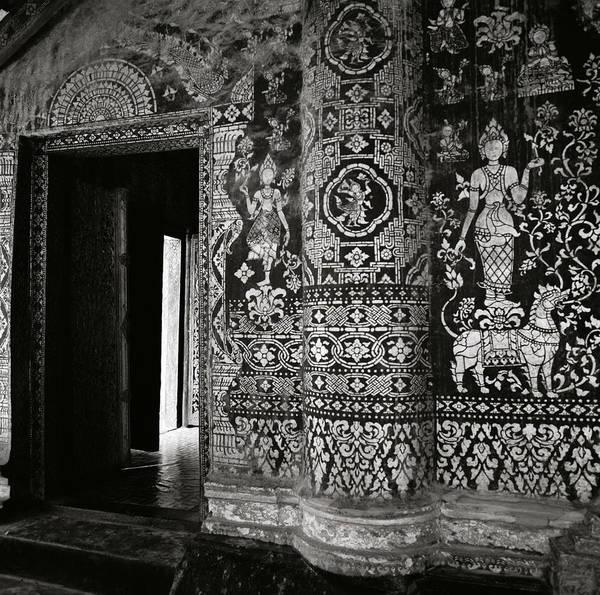 Photograph - Ornate Laos by Shaun Higson