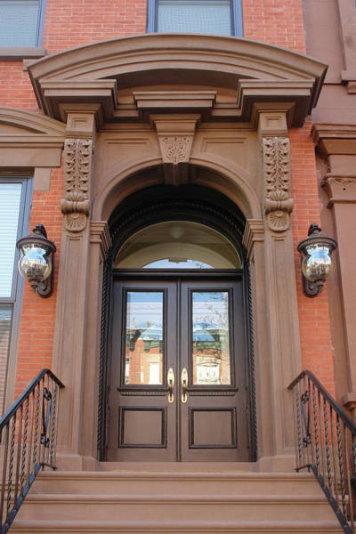Ornate Photograph - Ornate Renovated Brownstone by Mckevin
