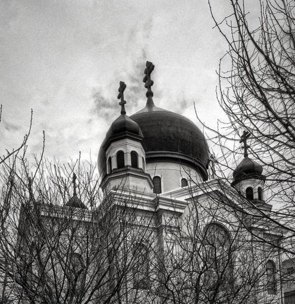 Orthodox Photograph - Orthodox Church by H James Hoff