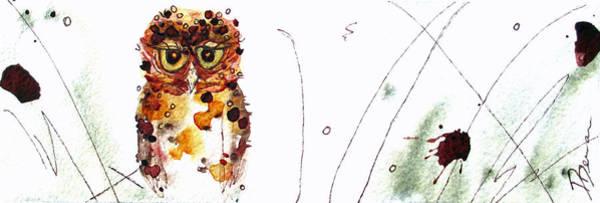 Painting - Oscar by Dawn Derman