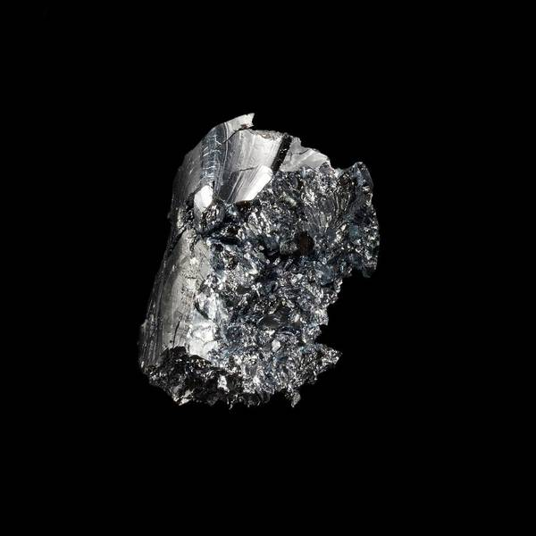 Dense Photograph - Osmium by Science Photo Library