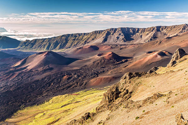 Photograph - Otherworldly Volcano Landscape by Pierre Leclerc Photography