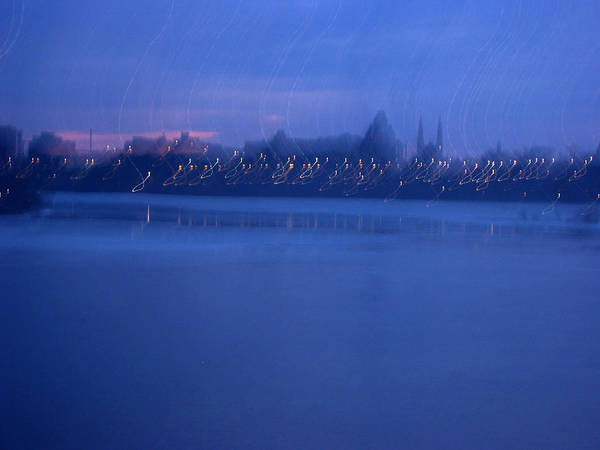 Aurore Photograph - Ottawa By Night 2 by Andre Paquin
