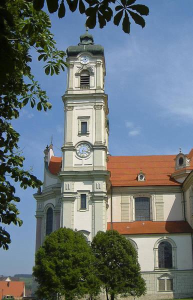 Photograph - Ottobeuren Abbey by Jenny Setchell
