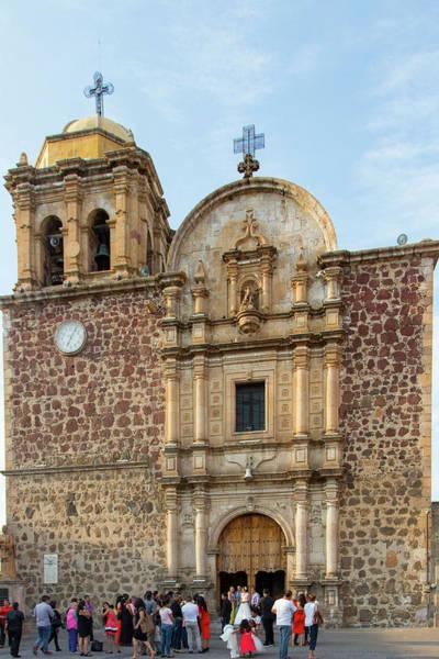 Jalisco Photograph - Our Lady Of Purisma Concepcion, Church by Douglas Peebles