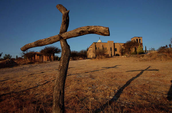 Atotonilco Photograph - Our Lady Of Solitude Monastery by Chico Sanchez