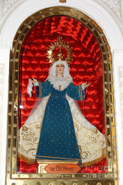 Photograph - Our Lady Of Sorrows by James Brunker