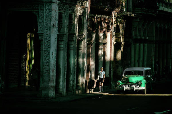 Wall Art - Photograph - Our Way To Cuba by Gina Buliga