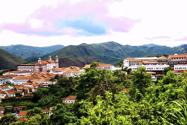 Minas Gerais Wall Art - Photograph - Ouro Preto by Adriana Fuchter
