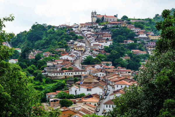 Minas Gerais Wall Art - Photograph - Ouro Preto by Alexandre Dias