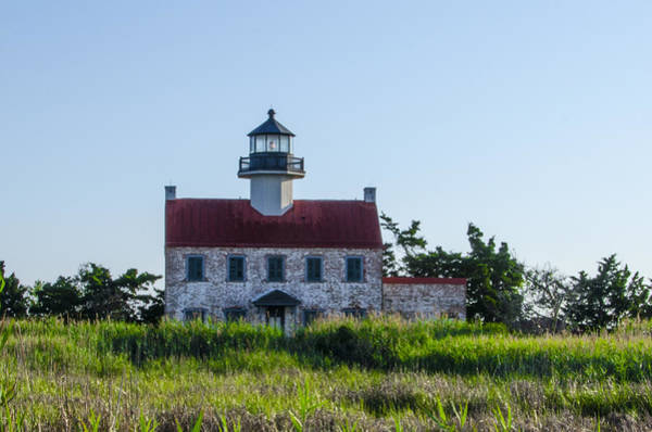 Wall Art - Photograph - Out At East Point Lighthouse by Bill Cannon