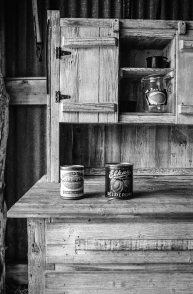 Photograph - Out In The Barn by Ross Henton