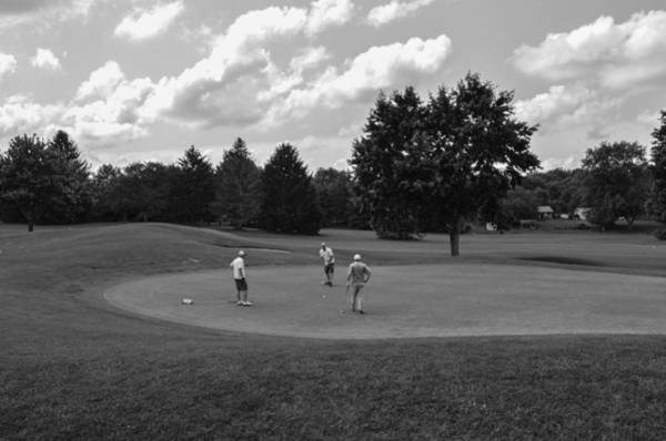 Wall Art - Photograph - Out On The Course 2 by Ryan Routt