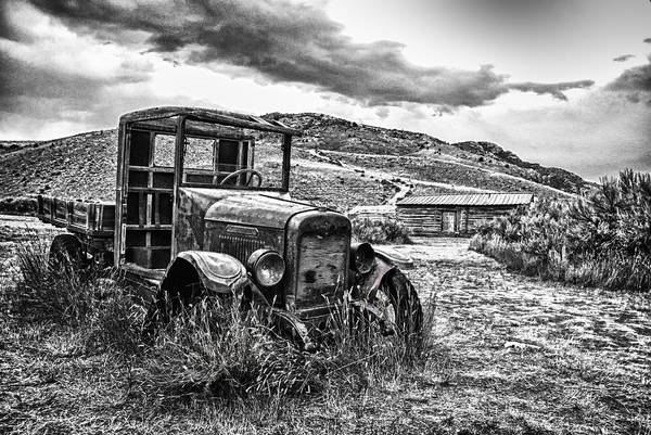 Photograph - Out To Pasture by Ghostwinds Photography