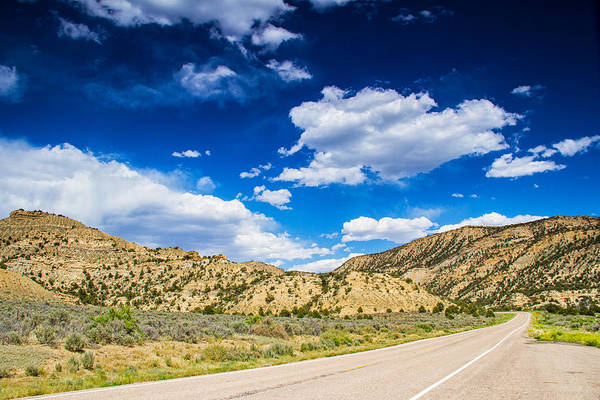 Highway 12 Wall Art - Photograph - Out West by Kunal Mehra