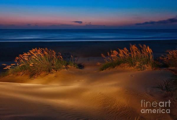 Wall Art - Photograph - Outer Banks - Before Sunrise On Pea Island I by Dan Carmichael