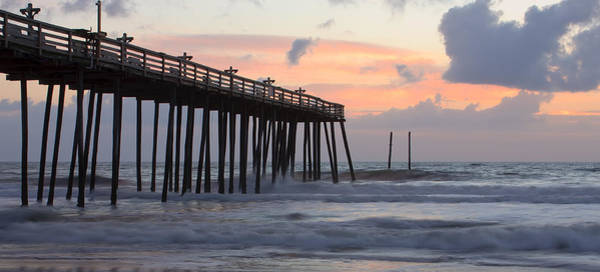 Outer Banks Wall Art - Photograph - Outer Banks Sunrise by Adam Romanowicz