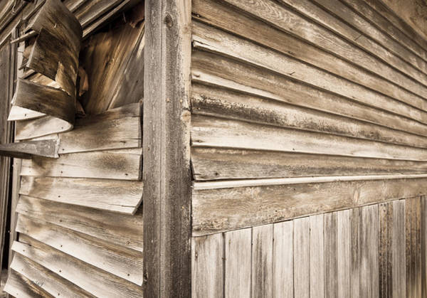 Photograph - Outside Corner by Fran Riley