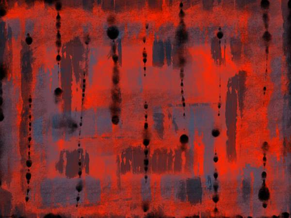 Wall Art - Painting - Over The Desert by Julie Niemela