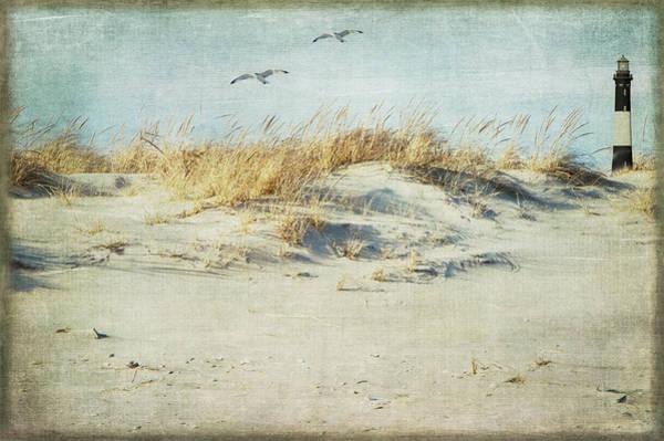 Over The Dune Art Print