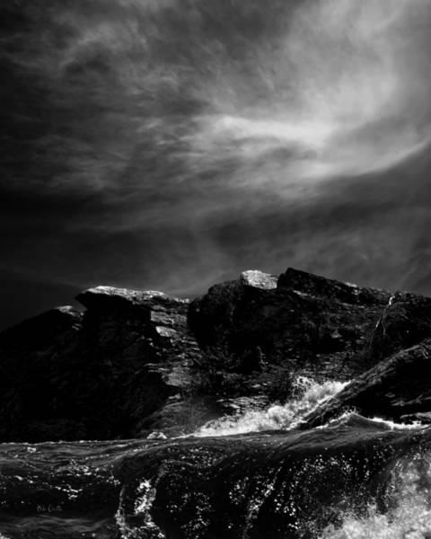 Photograph - Over The Falls Backwards by Bob Orsillo