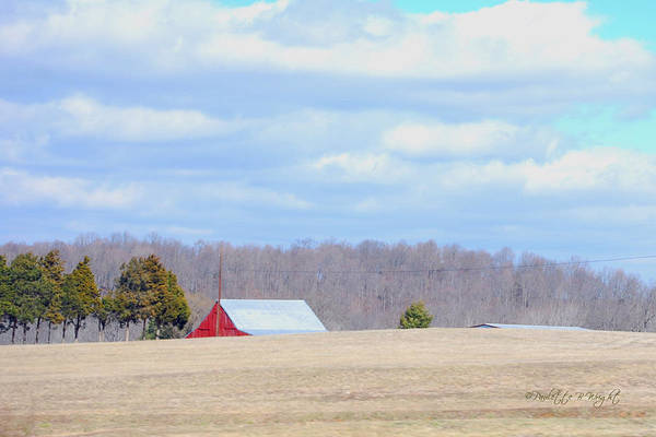 Photograph - Over The Rise - Kentucky by Paulette B Wright