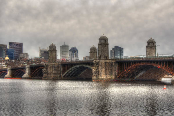 Photograph - Overcast On The Longfellow by Joann Vitali