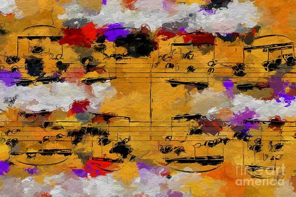 Digital Art - Overcast Opus 1 by Lon Chaffin