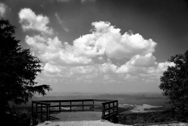 Photograph - Overlook 1 by George Taylor