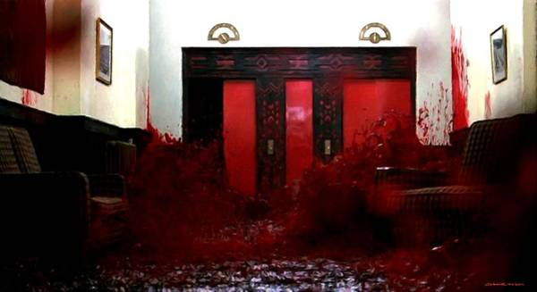 Digital Art - Overlook Hotel In The Film The Shining By Stanley Kubrick by Gabriel T Toro