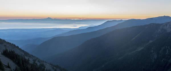 Photograph - Overlook On The Peninsula by Jon Glaser