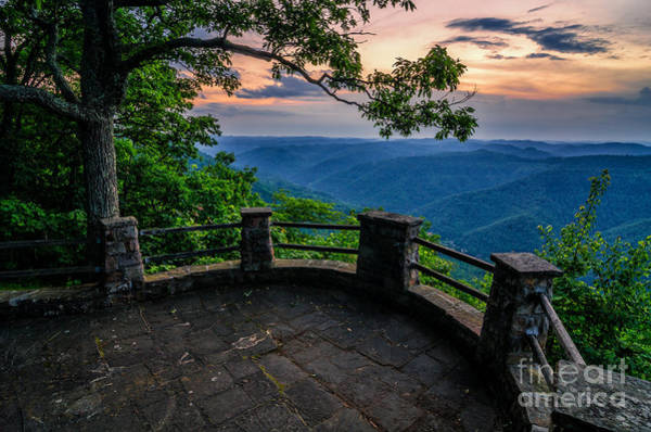 Wall Art - Photograph - Overlooking The Valley by Anthony Heflin