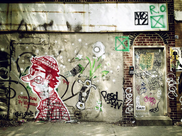 Photograph - Overrun By Hipsters by Natasha Marco