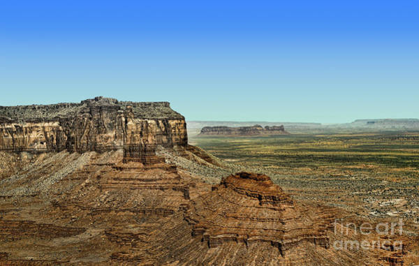 Photograph - Overview Of Navajo Tribal Land by Brenda Kean