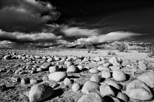 Photograph - Owens Dry Lakebed by Cat Connor