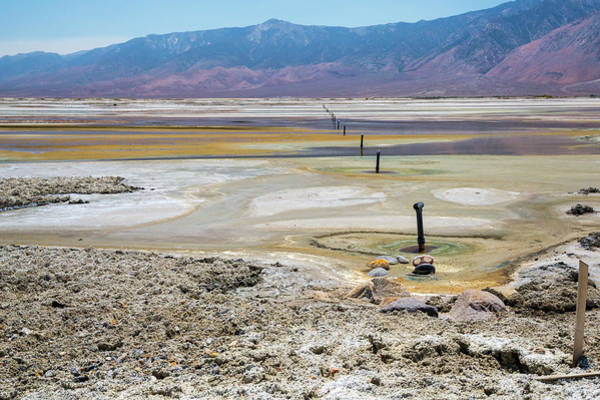 Diverted Wall Art - Photograph - Owens Lake Rejuvenation by Jim West/science Photo Library