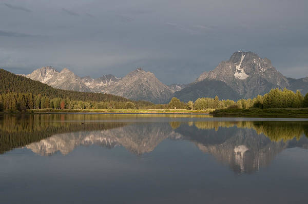 Photograph - Oxbow Bend Sunrise 2 by Lee Kirchhevel