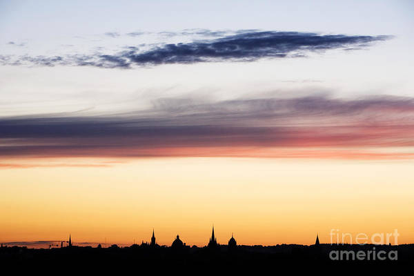 Wall Art - Photograph - Oxford Dreaming Spires by Tim Gainey