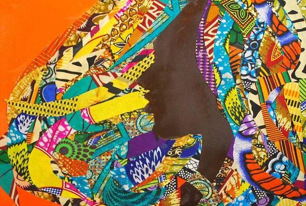 Tapestry - Textile - Oya I by Apanaki Temitayo M