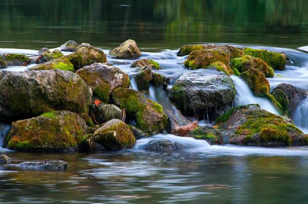 Photograph - Ozark Waterfall by Steve Stuller