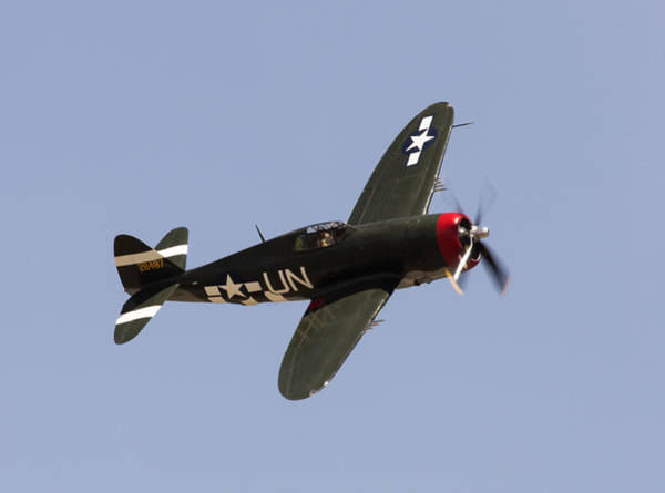P-47 Thunderbolt Art Print